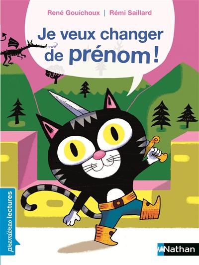 Je veux changer de prénom   Gouichoux, René (1950-....). Auteur