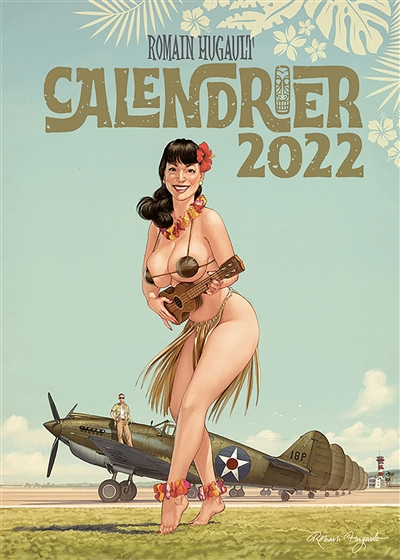 Calendrier pin-up