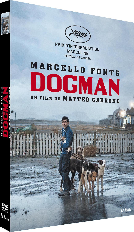 Dogman / Film de Matteo Garrone  | Garrone, Matteo. Metteur en scène ou réalisateur. Scénariste