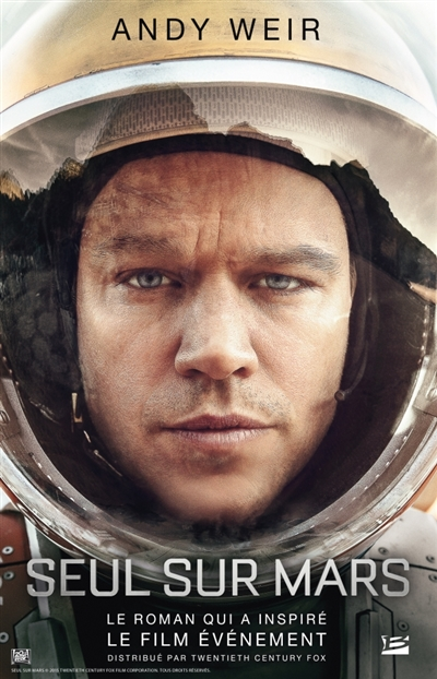 Seul sur Mars / Andy Weir | Weir, Andy. Auteur