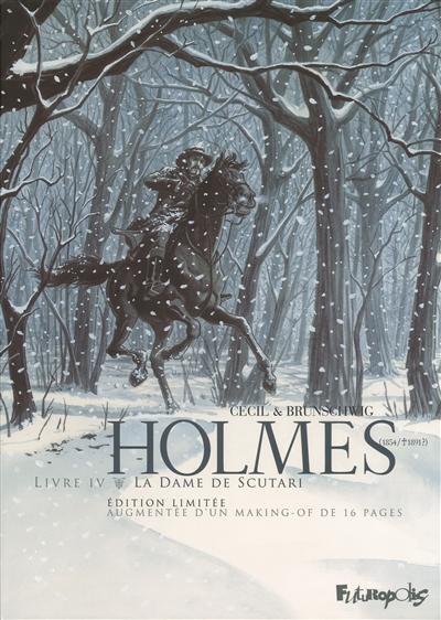 Holmes (1854-1891 ?). Vol. 4. La dame de Scutari