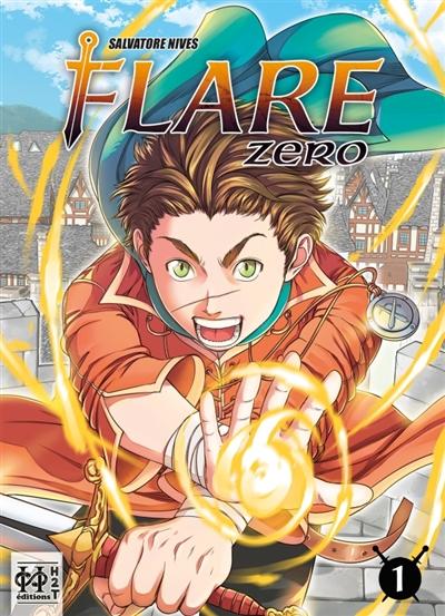 Flare zero. 1  