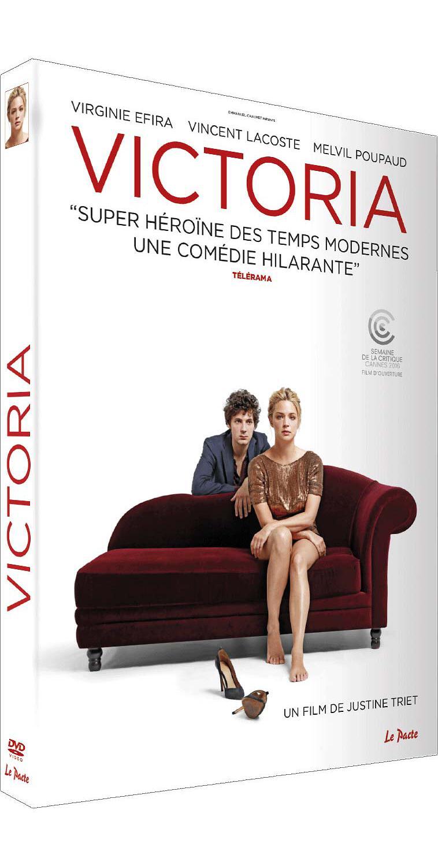 Victoria / Justine Triet | Triet, Justine. Monteur. Scénariste. Dialoguiste