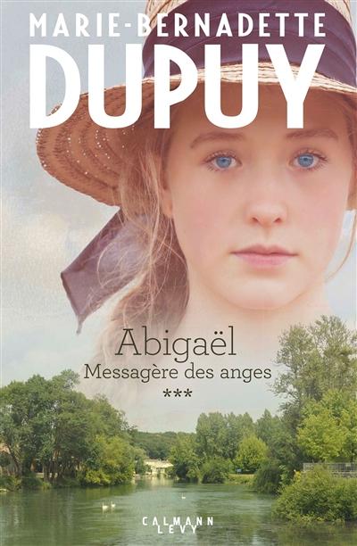 Couverture de : Abigaël v.3 : messagère des anges