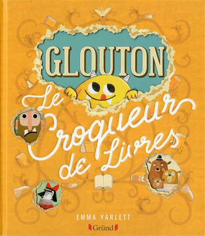 Glouton. Le croqueur de livres