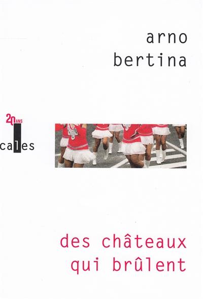 Des châteaux qui brûlent : roman / Arno Bertina | Bertina, Arno (1975-....). Auteur