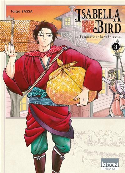 Isabella Bird : femme exploratrice. 3 | Sassa, Taiga. Auteur