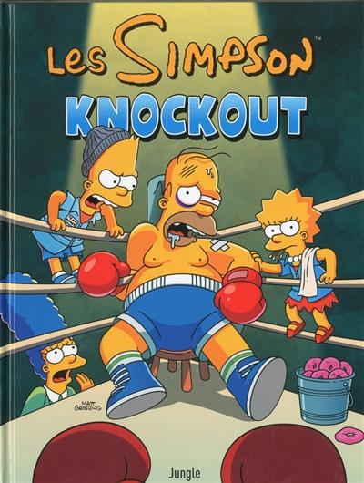 Knockout. 40 / Matt Groening   Groening, Matt (1954-....). Auteur