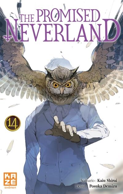 Promised Neverland (The). 14, Retrouvailles inattendues   Shirai, Kaiu. Auteur