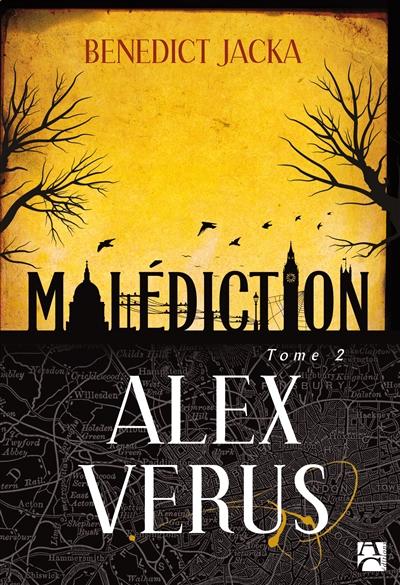 Malédiction | Jacka, Benedict. Auteur