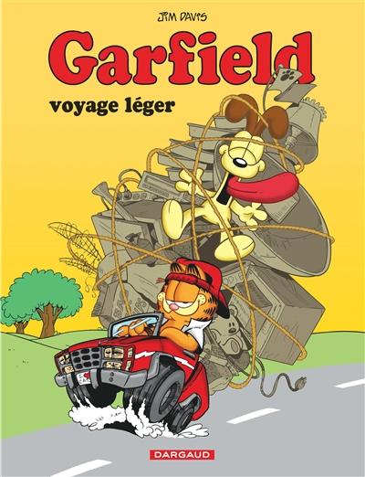 Garfield. Vol. 67. Garfield voyage léger