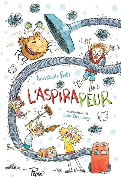 aspirapeur (L') | Fati, Annabelle. Auteur