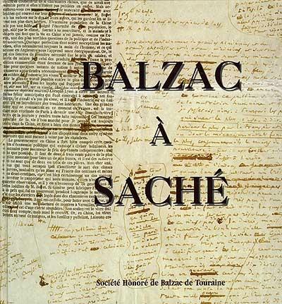 Balzac à Saché / Paul Métadier | Métadier, Paul (1918-....)