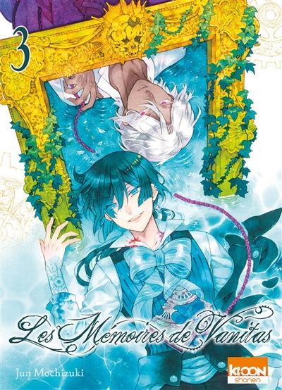 Les mémoires de Vanitas. 3 / Jun Mochizuki   Mochizuki, Jun. Auteur