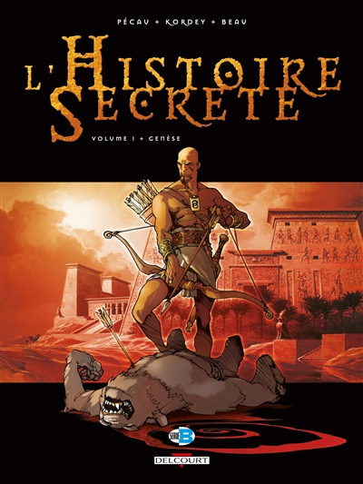 Genèse / scénario, Jean-Pierre Pécau | Pécau, Jean-Pierre. Auteur