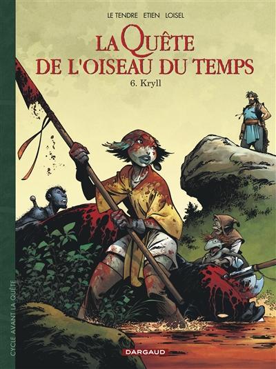 Kryll   Serge Le Tendre (1946-....). Auteur