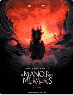 Le manoir des murmures. 03 : Simon / scénario David Munoz   Munoz, David. Auteur