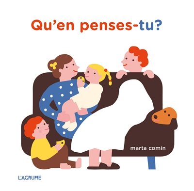 Qu'en penses-tu ? | Comin, Marta (1982-....). Auteur