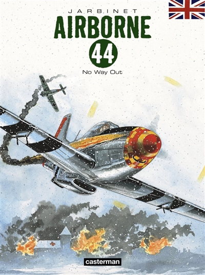 Airborne 44. Vol. 5. No way out
