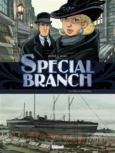Special Branch. Vol. 3. L'éveil du Léviathan