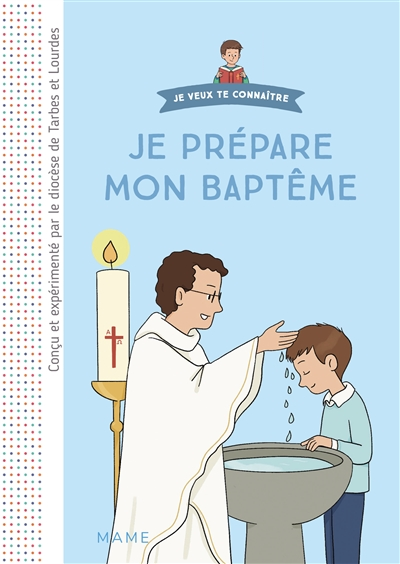Je prépare mon baptême : livret enfant