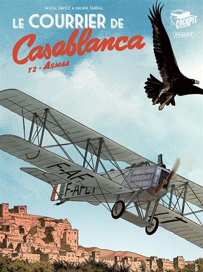 Le courrier de Casablanca. Vol. 2. Asmaa