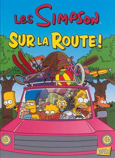Sur la route ! / Matt Groening | Groening, Matt (1954-....). Auteur