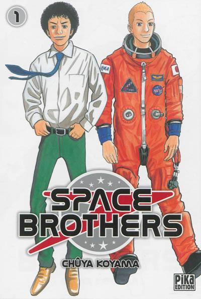 Space brothers. 1 | Chūya Koyama (1978-....). Auteur