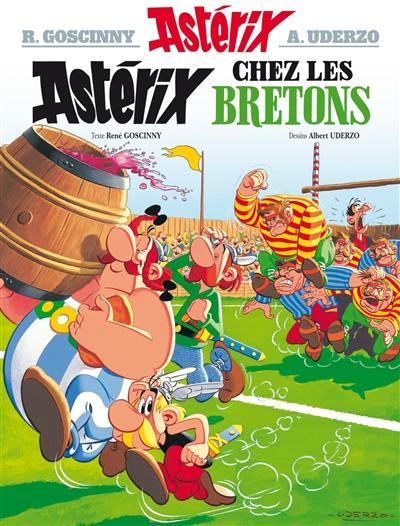 Astérix chez les Bretons / texte Goscinny | Goscinny, René (1926-1977). Auteur