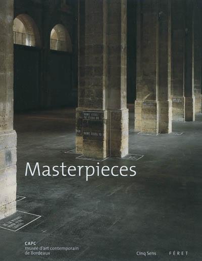 Masterpieces   Laubard, Charlotte. Directeur de publication