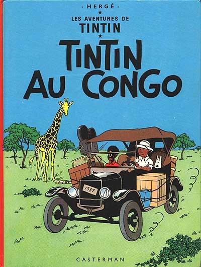 Tintin au Congo. 1 / Hergé | Hergé (1907-1983)
