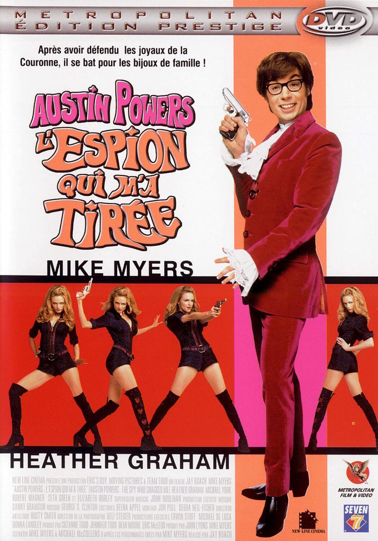 Austin Powers  : l'espion qui m'a tirée = The spy who shagged me | Jay Roach (1957-.... )
