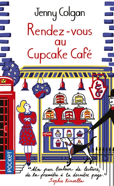 Rendez-vous au Cupcake Café / Jenny Colgan   Colgan, Jenny. Auteur