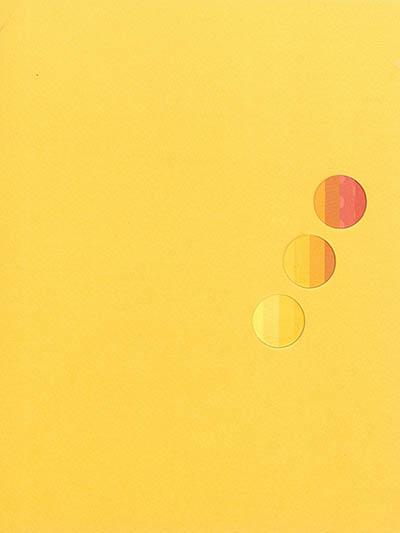 Du jaune au rouge | Katsumi Komagata (1953-....). Auteur