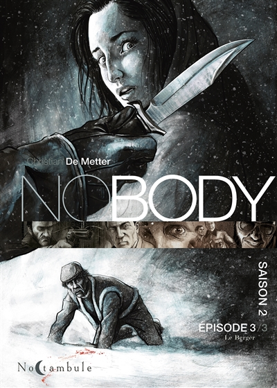 No body : saison 2. Vol. 3. Le berger
