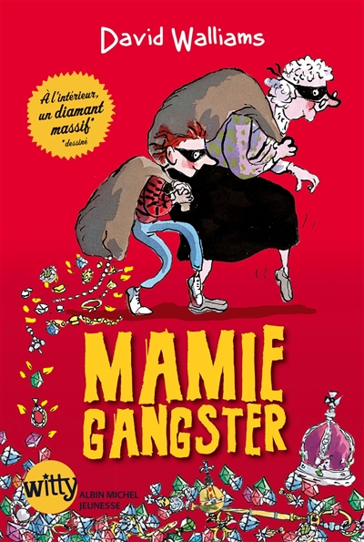 Mamie gangster / David Walliams   Walliams, David