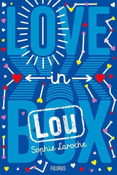 Love in box. Lou