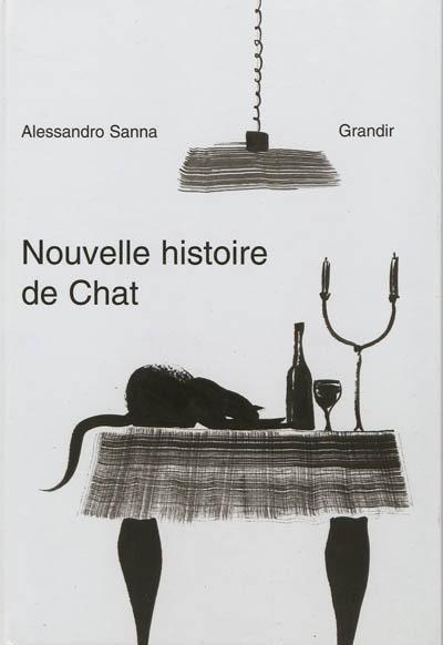 Nouvelle histoire de chat   Alessandro Sanna (1975-....). Auteur