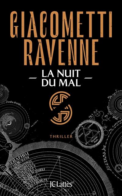 La nuit du mal : roman / Éric Giacometti, Jacques Ravenne | Giacometti, Eric. Auteur