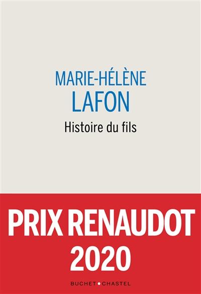 Histoire du fils | Lafon, Marie-Hélène. Auteur
