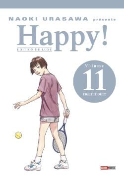 Happy ! : édition de luxe. Vol. 11. Fight it out !!