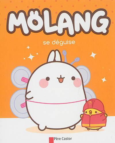 Mölang se déguise |