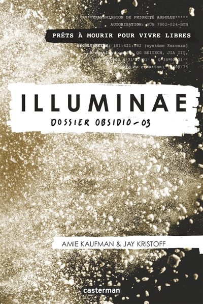 Dossier Obsidio | Kaufman, Amie
