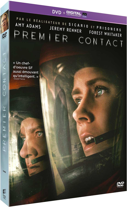 Premier Contact | Villeneuve, Denis. Metteur en scène ou réalisateur