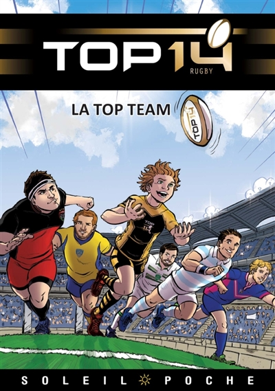 Top 14 rugby. La Top Team