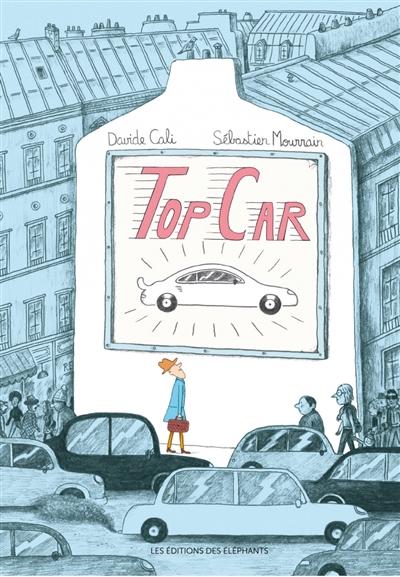 Top car / Davide Cali | Cali, Davide (1972-....). Auteur