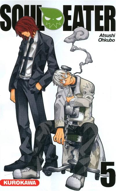 Soul Eater. Tome 5 | Ohkubo, Atsushi. Auteur