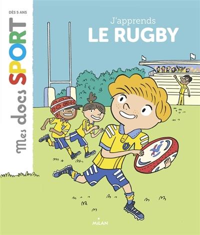 J'apprends le rugby