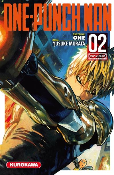 One-punch man. 2, Le secret de la puissance / manga Yusuke Murata | Murata, Yusuke. Auteur