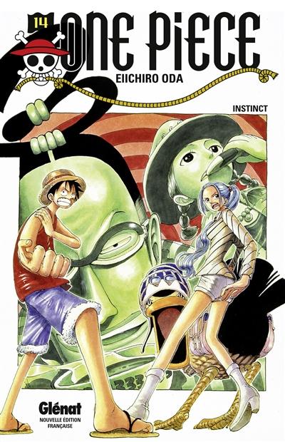 One piece. 14, Instinct / Eiichiro Oda | Oda, Eiichiro (1975-....). Auteur